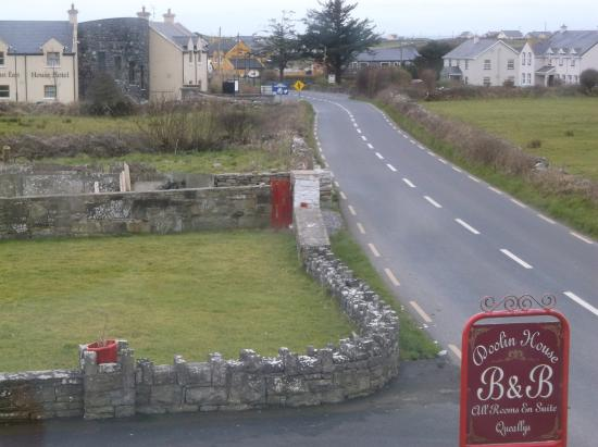 Map Of Doolin Hotels And Attractions On A Doolin Map Tripadvisor