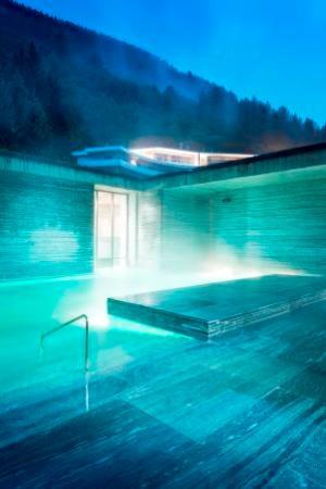Vals, Schweiz: 7132 Therme