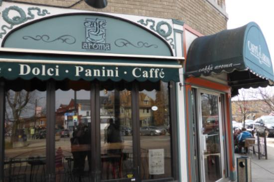 Cafe Aroma Restaurant Buffalo Ny