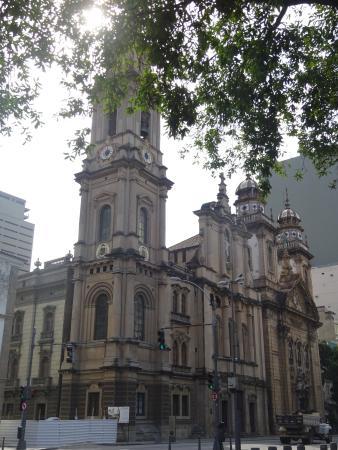 Igreja Nossa Senhora do Carmo da Antiga Se