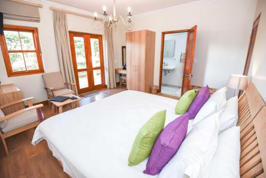 Lovane Boutique Wine Estate and Guest House: Our new standard rooms