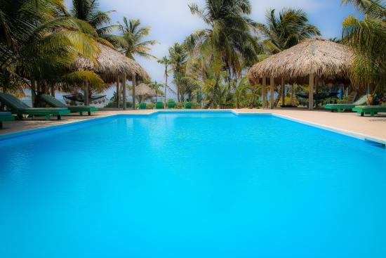 White Sands Cove Resort: Poolside