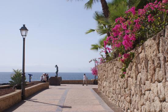 El mirador splendida passeggiata picture of hovima for Aparthotel hovima jardin caleta