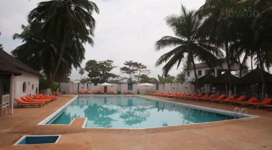 Pool - Picture of La Paillote, Grand Bassam - Tripadvisor