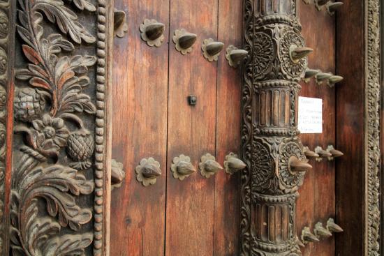 Stone Town Tanzania Magic doors! & Magic doors! - Picture of Stone Town Zanzibar City - TripAdvisor