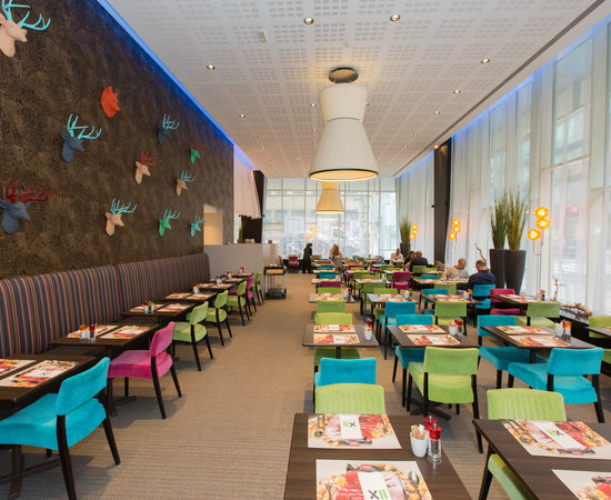 modern hotel in eu district not sightseeing location review of rh tripadvisor co za