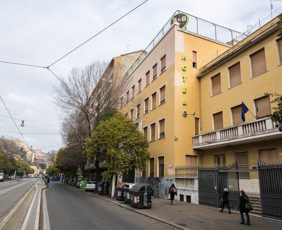 B b hotel roma trastevere now 65 was 9 7 updated for Hotel trastevere rome