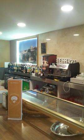 Cafetería de Mayores
