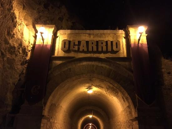 Tunel de Ogarrio
