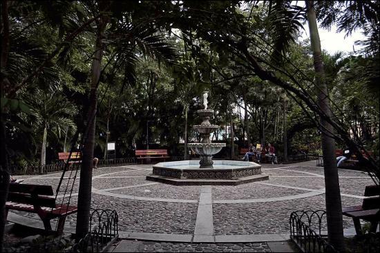 Somoto, Nicaragua: centro del centro