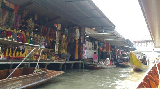 Mahanakorn Floating Market