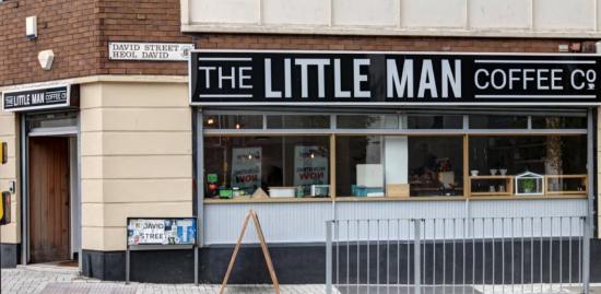The Little Man Coffee Company: Little Man Coffee Co