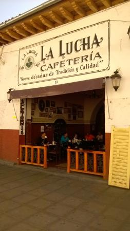 Cafe La Lucha