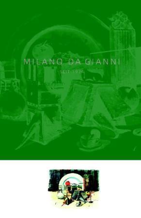 Ristorante Milano Da Gianni: Logo Milano da Gianni