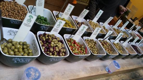 The Fresh Olive Company