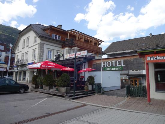 Tauernstern Natural Active Hotel: Het hotel is verdeeld over 3 grote gebouwen