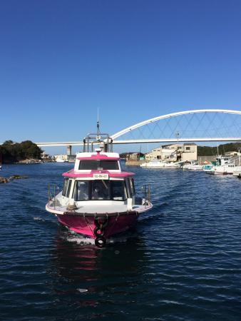 Shima Ohashi (Shima Pearl Bridge)