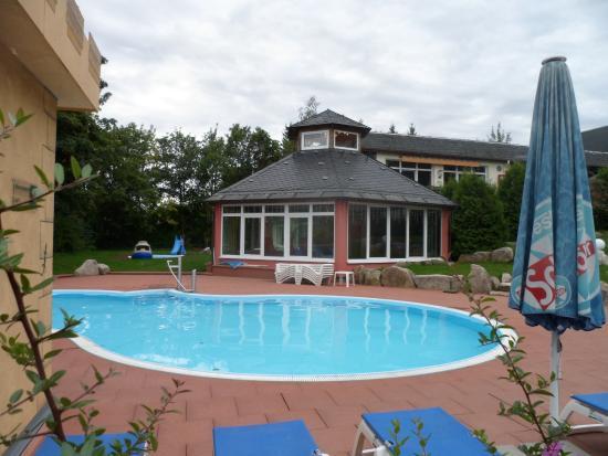 Familotel Aparthotel Am Rennsteig: Pool