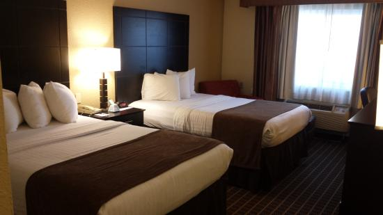 Best Western Mountaineer Inn: Double Room