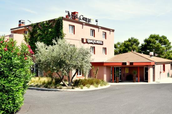 Hotel Le Mas de Grille : Façade Hôtel