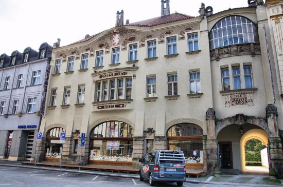 Photo of Hotel Okresni Dum Hradec Kralove