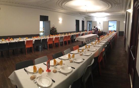 UCPA Chamonix: Dinning room