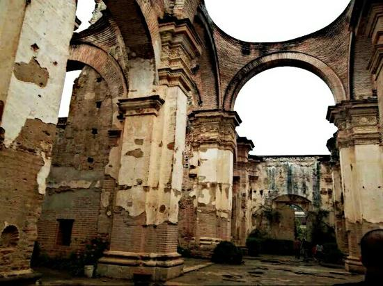 ruinas de antigua catedral guatemala picture of antigua rh tripadvisor com