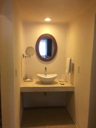 Hostal de la Luz - Spa Holistic Resort: baño