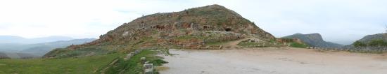 Constantine, Algeria: Tiddis Roman Ruins