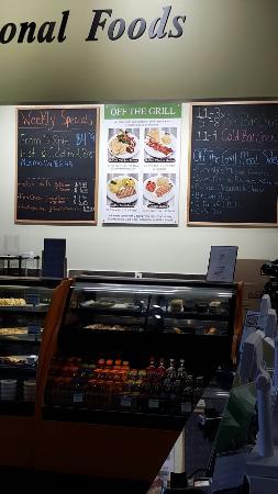 Port Saint Lucie, Floryda: Greek inspired Hot buffet selection