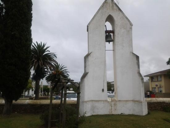 St Mathew's Anglican Church: Free standing bell tower