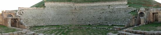 Souk Ahras, Argelia: Thubursicum /  Khemissa Ruins