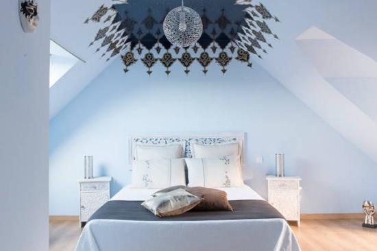 la chambre des r ves picture of chambres d 39 hotes la rompardais pleven tripadvisor. Black Bedroom Furniture Sets. Home Design Ideas