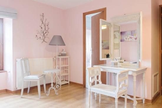 La chambre Romantique - Photo de Chambres d\'Hôtes La Rompardais ...