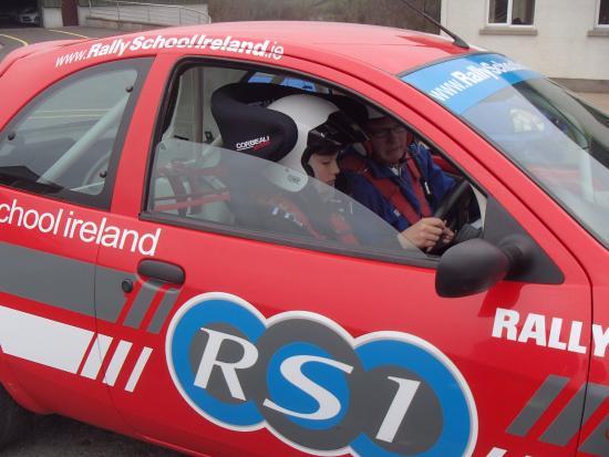 Rally School Ireland Ford Ka