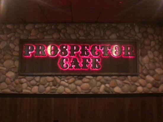 Prospector Cafe at Red Gartr