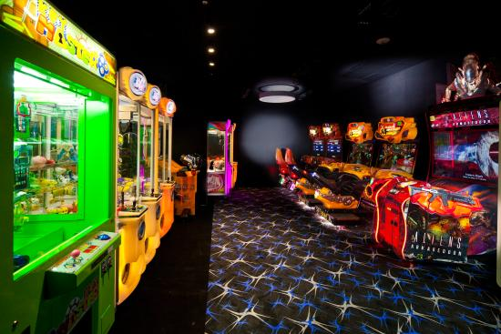 Arcade Picture Of Golden Nugget Hotel Lake Charles