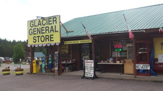Glacier General Store and Cabins ภาพถ่าย