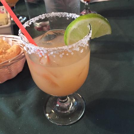 Chimayo, Nuevo Mexico: House Cocktail