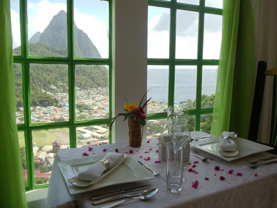 Villa des Pitons Photo