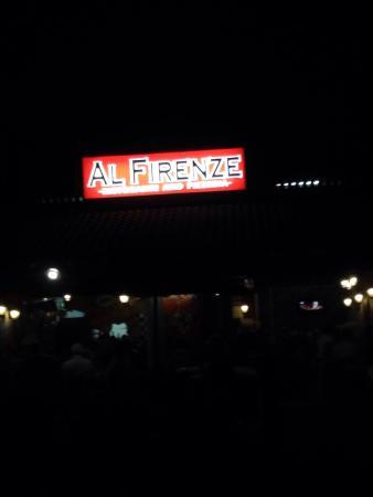 Al Firenze Ristorante and pizzeria: Al Firenze