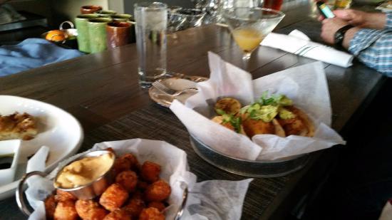 Littleton, MA: Fish Tacos and Sweet Potato Tots