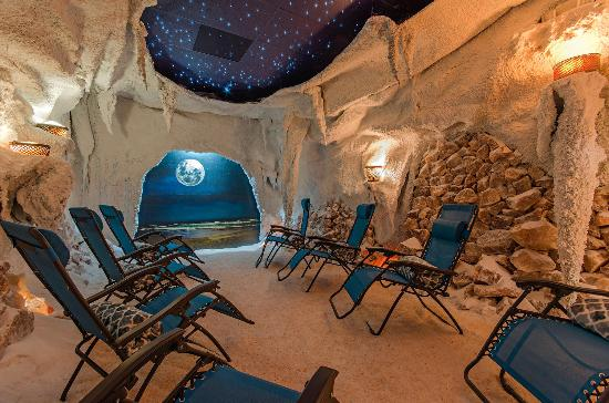 ‪Salt Therapy Grotto‬