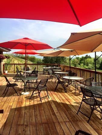 New Tripoli, PA: Outdoor Deck