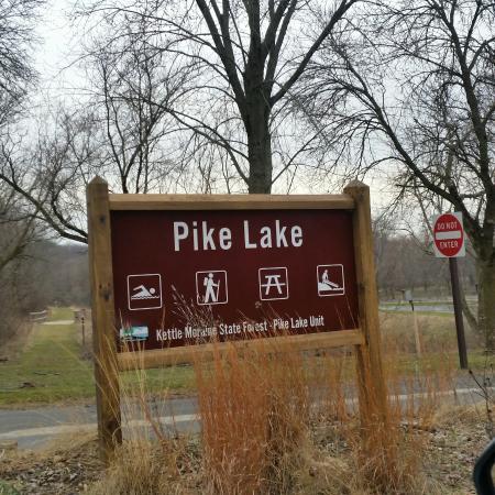 Hartford, WI: Pike Lake State Park