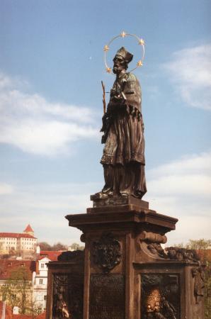 St. John of Nepomuk Statue