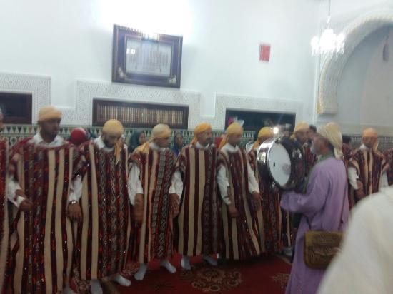 Sidi Ben Aachir Mosque