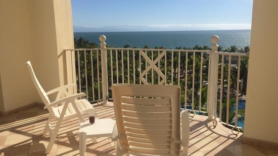Hotel Riu Vallarta: Ocean Suite Balcony