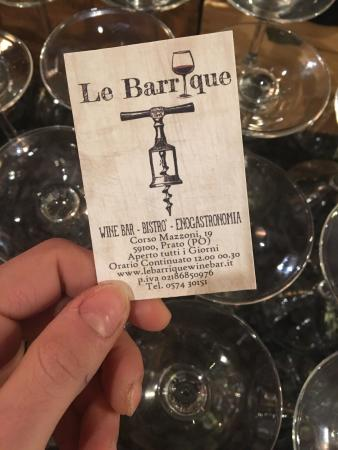 Le Barrique Wine Bar