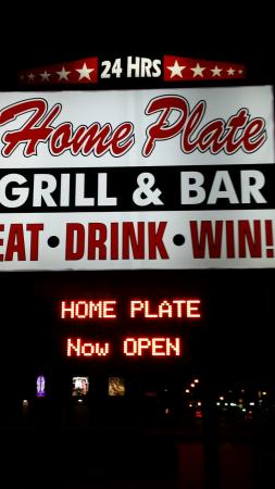 Home Plate Grill & Bar